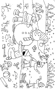 Beautiful Design Christmas Color Coloring Book Pictures To