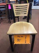 Used Church Chairs Craigslist California by Used Restaurant Chairs Ebay