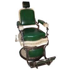 emil j paidar barber shop chair for sale at 1stdibs