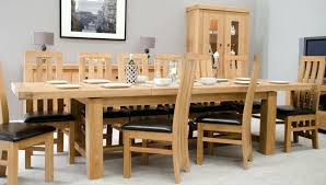 Huge Dining Room Tables Phoenix Solid Oak Furniture Extra Large Grand Extending Table Intended For