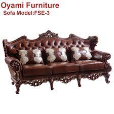 canapé haute qualité haute qualité en cuir classique canapé arabe salon home meubles