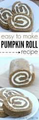 Healthy Pumpkin Desserts For Thanksgiving by The 25 Best Pumpkin Rolls Ideas On Pinterest Pumpkin Roll Cake