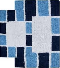 Royal Blue Bath Mat Set by Anthropologie Moroccan Tile Rug Under My Feet Pinterest
