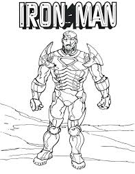 Full Image For Iron Man Coloring Pages Games Hulkbuster Sheet Classic