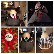 Nightmare Before Christmas Baby Room Decor by Handmade Diy Mayor Lock Shock Barrel Sally Jack Skellington