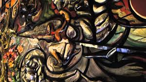 David Alfaro Siqueiros Murales by La Marcha De La Humanidad En La Tierra Y Hacia El Cosmos David
