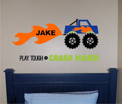 Monster Truck Wall Decals Canada | Home Design Ideas Monster Truck Vinyl Wall Decal Car Son Room Decor Garage Art Grave Digger Fathead Jr Shop For Sticker Launch Os_mb592 Products Tagged Cstruction Decal Stephen Edward Graphics Blue Thunder Trucks And Decals Stickers Jam El Toro Giant Elegant Familytreeshistorycom Blaze The Machines Scene Setters Decorating Kit Decals Home Fniture Diy Mohawk Warrior Warrior Monster Trucks Jam Wall Stickers Transportation 15 Fire