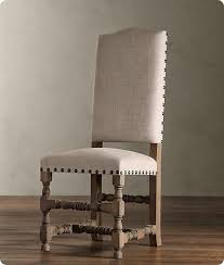 Louis XIV Baroque Upholstered Side Chair