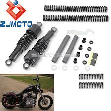 100 Drop Kits For Trucks Motorcycle Lowering Slammer Suspension Harley