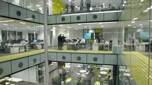 100 Morgan Lovell London Innovation In Office Design Video Tour Of Monitise