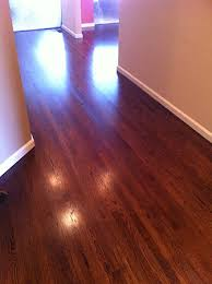Medium Dark Hardwood Floors Photo