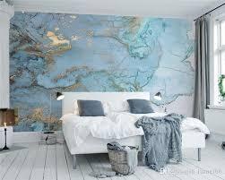 großhandel custom any size fototapete große fresko tapeten wohnzimmer tv hellblau textur 3d fresko tapete fumei66 25 32 auf