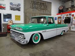 100 1960 Chevy Truck Chevrolet Apache C10 For Sale 84715 MCG