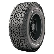 BFGoodrich All-Terrain T/A KO2 Tire LT285/55R20/D 117/114T - Walmart.com