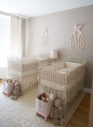 Furniture Best 25 White Nursery Sets Ideas On Pinterest For Twin