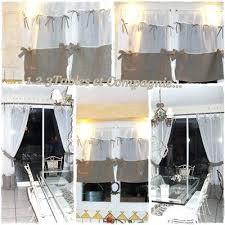 mod鑞e de rideaux de cuisine rideaux de cuisine moderne affordable blanc tulle rideaux