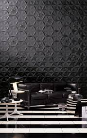 3d Wall Panels In Powder Room See More 01Bisazza Black Frozen Garden Design Marcel Wanders 1200px