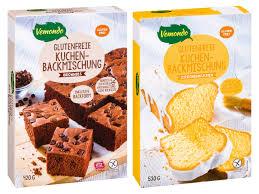 vemondo glutenfreie kuchen backmischung lidl österreich