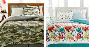 Macys Bedding Collections by Macy U0027s Eight Piece Bedding Sets As Low As 16 99 Regularly 100