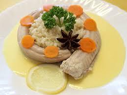 roussette pochée sauce hollandaise citronnée la cuisine des jours