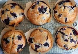 Jordan Marshs Blueberry Muffins
