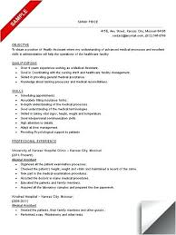 Medical Assistant Resume Examples Inspirational The Best Administrative Ideas On