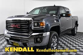 100 4wd Truck New 2019 GMC Sierra 3500HD SLT 4WD Crew Cab For Sale D490122