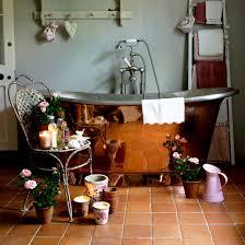 Rustic Style Bathroom Flooring