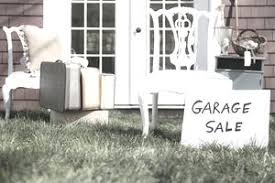 Garage and Yard Sales Tax Issues Licenses and Permits