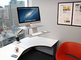 Ergotron Standing Desk Manual by Amazon Com Ergotron Workfit A Sit Stand Workstation For Apple 24
