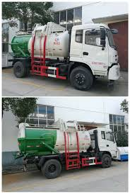 100 Garbage Truck Manufacturers Dongfeng 75m3 Swill Garbage Truck For Sale China
