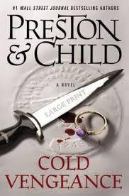 Cold Vengeance Novel