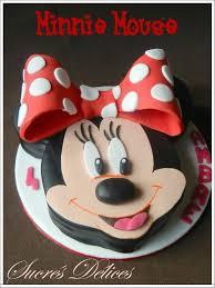 gâteau minnie mouse blogs de cuisine