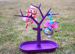 Fingerlings Compatible Monkey Tree