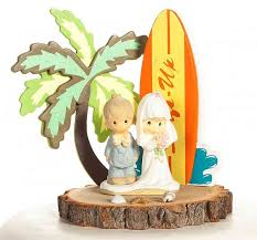 Precious Moments Western Wedding Cake Toppers Rustic Topper