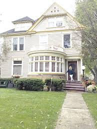 Halloween Express Omaha 2014 by History And Hauntings Bed And Breakfast Owner Loves Halloween