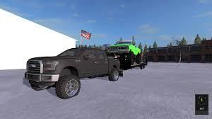 FS17 Lifted Ford Trucks Pack UNZIP V1.0 - Farming Simulator 17 Mod ...