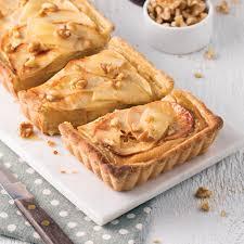 cuisine tarte aux pommes tarte aux pommes fromage et érable recettes cuisine et