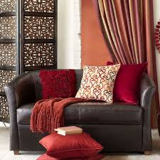 Decorating With Chocolate Brown Couches by Impressive What Colour Curtains Go With Dark Brown Sofas On Home
