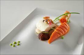 dressage des assiettes en cuisine le poisson on ne s en lasse pas surtout avec visions gourmandes