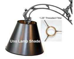 Overarching Floor Lamp Shade by Floor Lamp Floor Lamps Shades Lamp Overarching Tall Desk