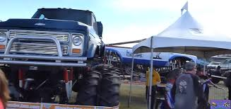 Monster Truck Photo Album Monster Truck Lands First Ever Frontflip This School Bus Is Just So Cool For Photo Album Grim Reaper Monster Crushes Cars On The Day Of Stock First Front Flip With A Badchix Magazine Truck Front Went To My Jam Event Yesterday Son Trucks Fun At Monsignor Clarke Rhode Watch Worlds Flip I Loved My Rally Kotaku Australia Cake Wonky Cakes
