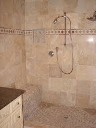 enchanting bathroom tile designs ideas shower using travertine
