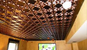 ceiling modern plastic tin ceiling tiles home depot unbelievable