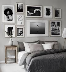 inspiración para las decoraciones de pared y el collage con