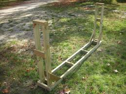 Firewood Rack Plans Free Plans To Build Your Own Firewood Rack