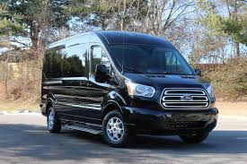 2015 Custom Ford Transit 250 Sherrod Conversion Van
