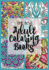 The Best Adult Coloring Books You Must Buy