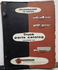 1962 Studebaker Truck Dealer Parts Catalog Book Series 7E Champ ... Preowned 1959 Studebaker Truck Gorgeous Pickup Runs Great In San Junkyard Tasure 1949 2r Stakebed Autoweek 1947 Studebaker M5 12 Ton Pickup Truck Technical Help Studebakerpartscom Stock Bumper For 1946 M16 Truck And The Parts Edbees Classic Classy Hauler 1953 Custom Madd Doodlerthe Aficionadostudebakers Low Behold Trucks Directory Index Ads1952 Kb1 Old Intertional Parts