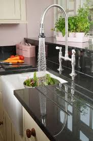 Pull Down Kitchen Faucets Pros And Cons by Best 25 Farmhouse Kitchen Faucets Ideas On Pinterest Sink For